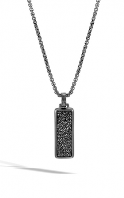 John Hardy Classic Chain Men's Necklace NMS9995594MBRDBLSX26 product image