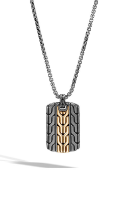 John Hardy Classic Chain Necklace NMZ90267MBRDX22 product image