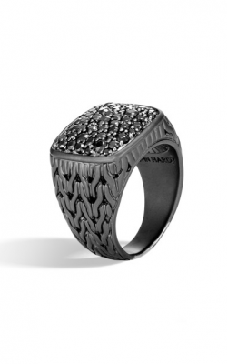 John Hardy Classic Chain Men's Ring RMS901634MBRDBLSX10 product image