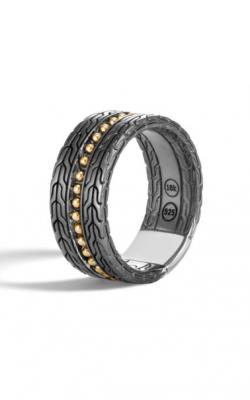 John Hardy Classic Chain Men's Ring RMZ999724MBRDX11 product image