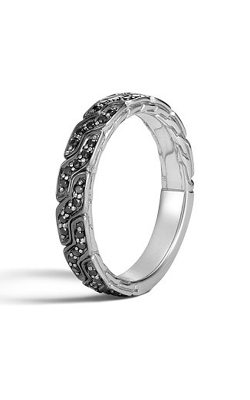 John Hardy Classic Chain Men's Ring RGS999284WBLSX4-5 product image