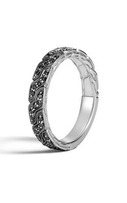 John Hardy Classic Chain Men's Ring RGS999284WBLSX11 product image