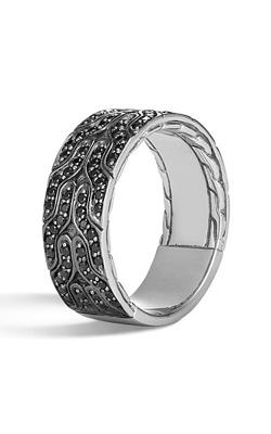 John Hardy Classic Chain Men's Ring RGS998424WBLSX10 product image