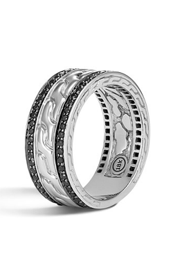 John Hardy Classic Chain Men's Ring RGS961584WBLSX9 product image