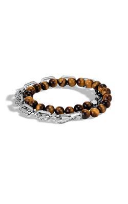 John Hardy Classic Chain Men's Bracelet BMS946581TEXS product image