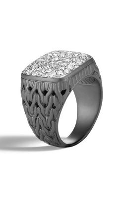John Hardy Classic Chain Men's Ring RBP901632MBRDDIX10 product image