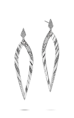 John Hardy Lahar Earrings EBP440382MDI product image