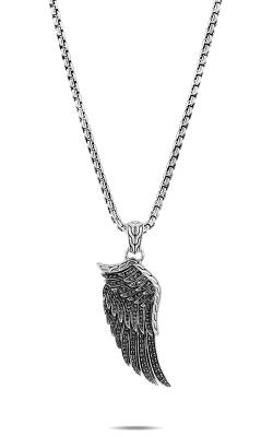 John Hardy Legends Eagle Men's Necklace NMS902854BLSBNX26 product image
