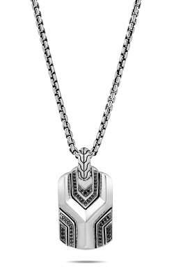 John Hardy Classic Chain Men's Necklace NMS904574BLSBNX26 product image