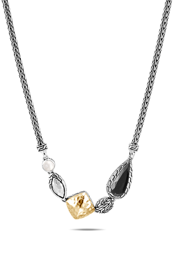 John Hardy Classic Chain Necklace NZS905201WMOBJX16-18 product image