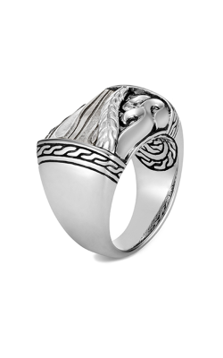 John Hardy Classic Chain Men's Ring RM90469STLX9 product image