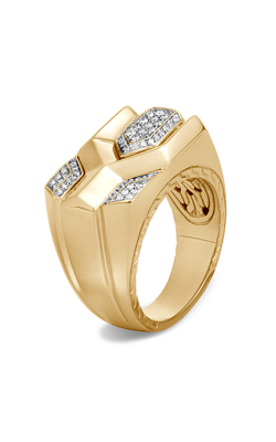 John Hardy Classic Chain Men's Ring RMGX904582DIX10 product image