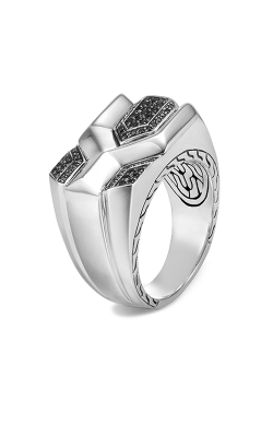 John Hardy Classic Chain Men's Ring RMS904584BLSBNX10 product image