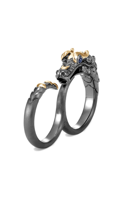 John Hardy Legends Naga Fashion Ring RZS6501199BRDBHBSPX7-8 product image