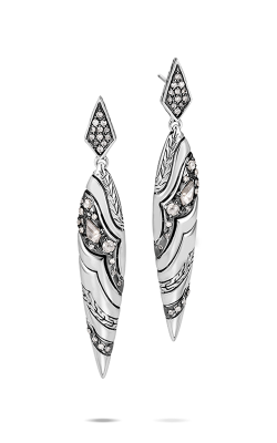 John Hardy Lahar Earrings EBP440052MDI product image