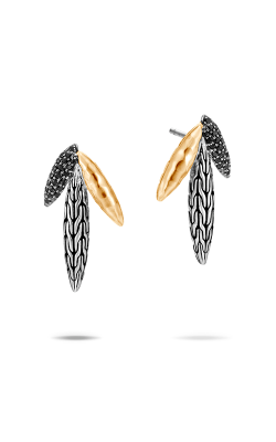John Hardy Classic Chain Earrings EZS905524BLSBN product image