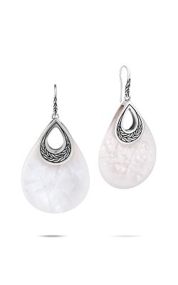 John Hardy Classic Chain Earrings EBS905851WQZ product image