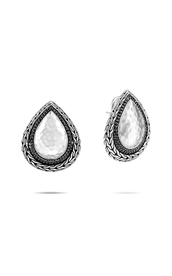 John Hardy Classic Chain Earrings EBS906014BLSBN product image