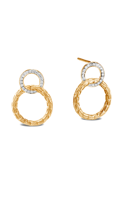 John Hardy Classic Chain Earrings EGX905802DI product image