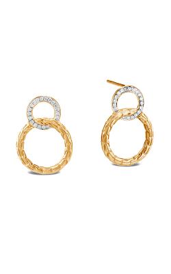 John Hardy Classic Chain Earring EGX905802DI product image