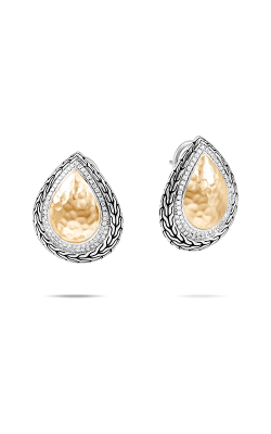 John Hardy Classic Chain Earrings EZP906012DI product image