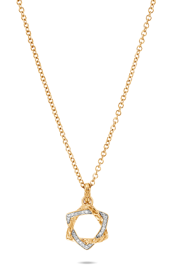 John Hardy Classic Chain Pendant NGX905752DIX16-18 product image