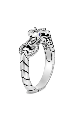 John Hardy Legends Naga Fashion Ring RBP601792BSPDIX5 product image