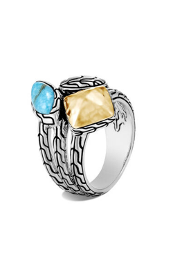 John Hardy Classic Chain Fashion Ring RZS906481TQX6 product image