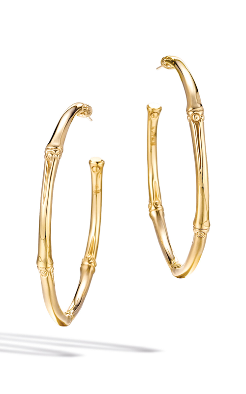 John Hardy Bamboo Earrings YEG5054 product image