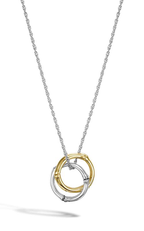 John Hardy Bamboo Necklace NZ5634 product image