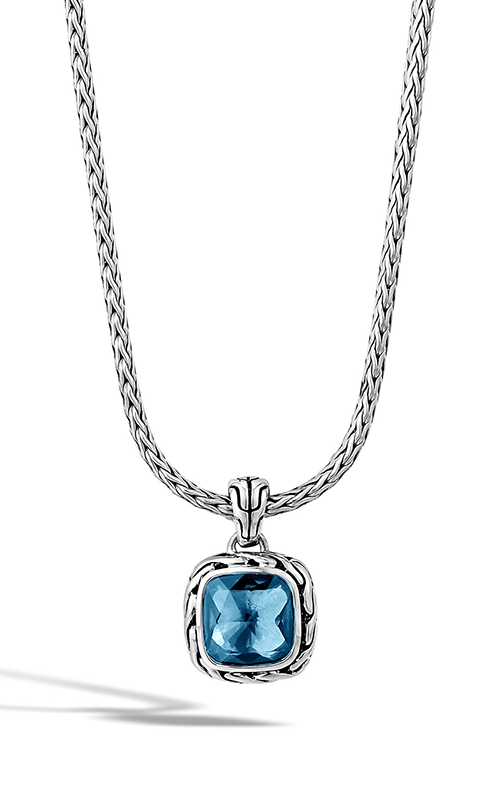 John Hardy Classic Chain Collection Necklace NBS992411LT product image