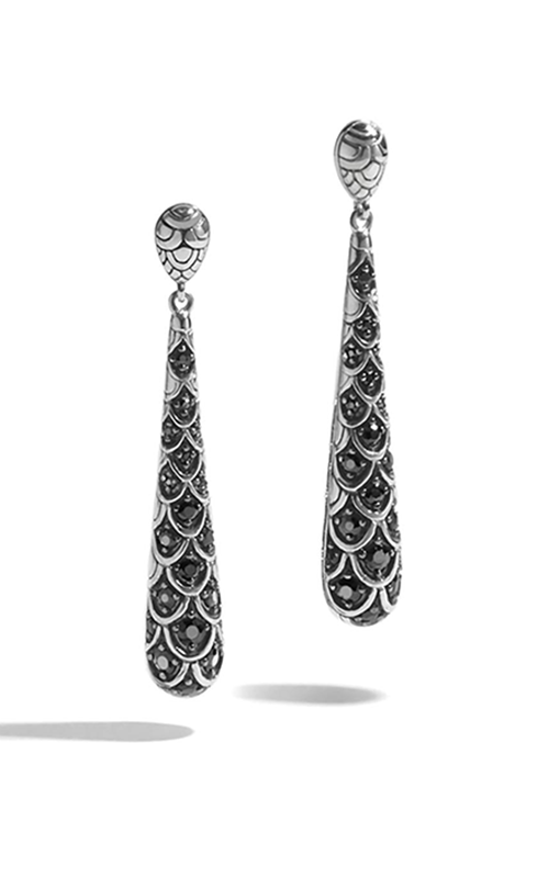 John Hardy Legends Naga Earrings EBS6511104BLS product image