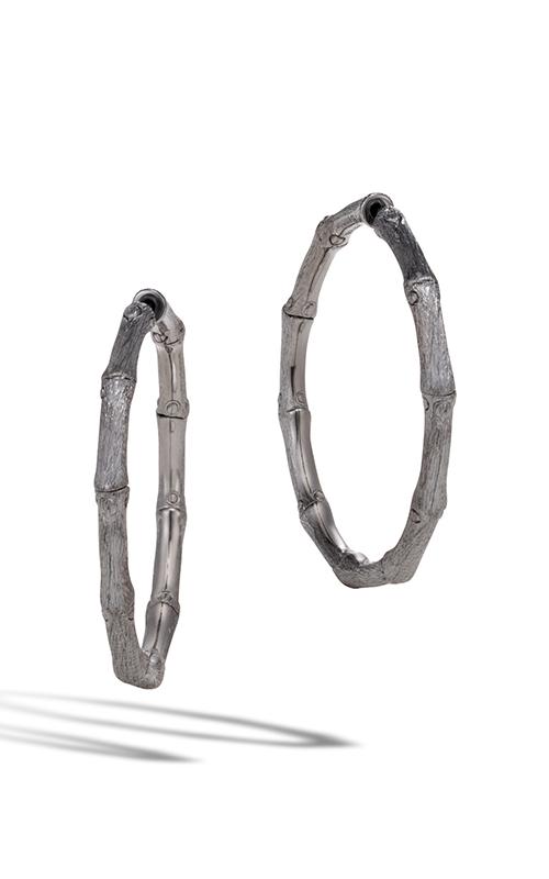 John Hardy Bamboo Earrings EB5433BHMBRD product image