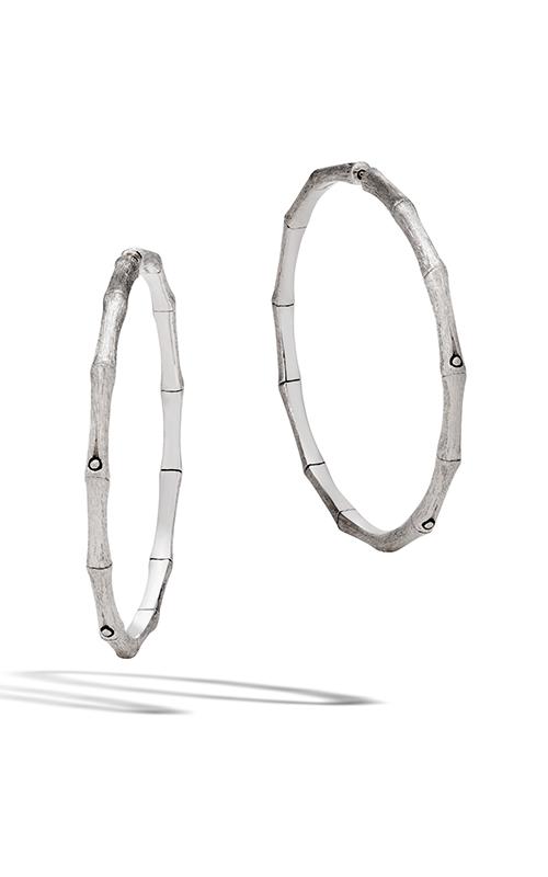 John Hardy Bamboo Earrings EB5111BH product image