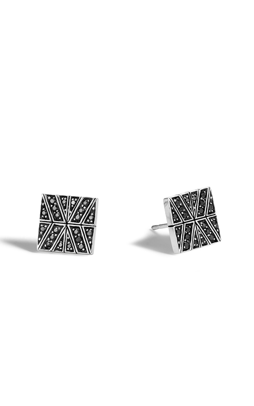 John Hardy Modern Chain Earrings EBS933144BLS product image