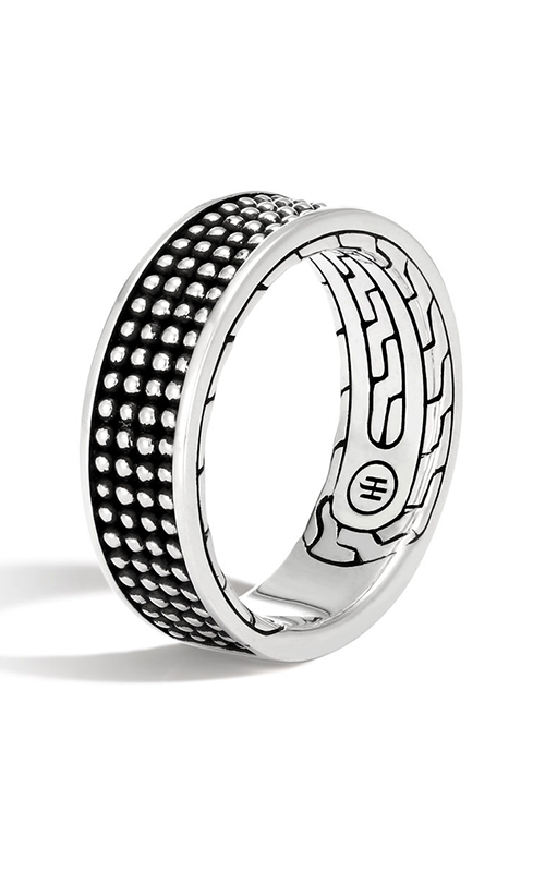 John Hardy Classic Chain Men's ring RB97025BRDX9-5 product image