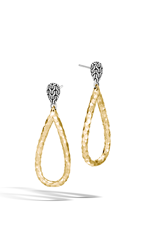 John Hardy Classic Chain Earrings EZ999582 product image