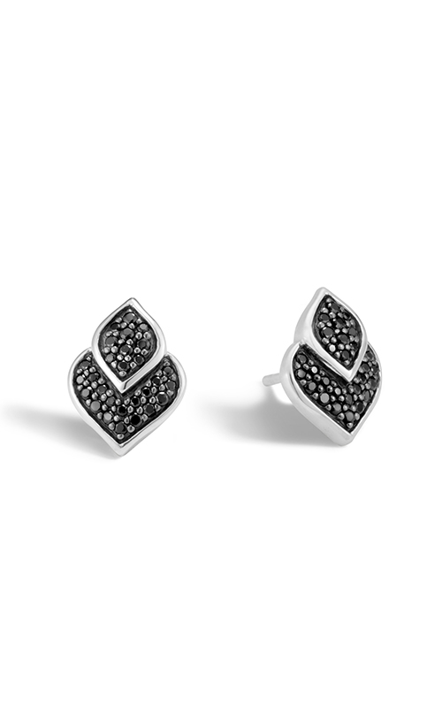 John Hardy Legends Naga Earrings EBS650112BLSBN product image
