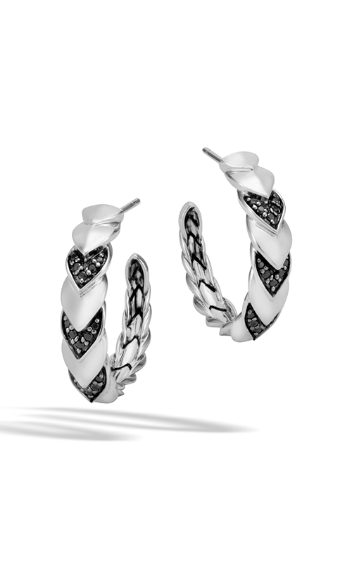 John Hardy Legends Naga Earrings EBS6501264BLSBN product image