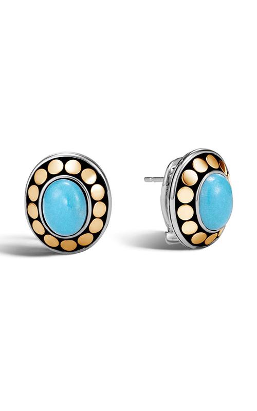 John Hardy Dot Earrings EZS390111TQ product image