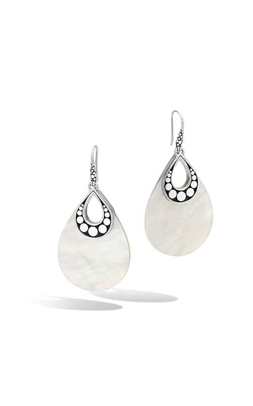John Hardy Dot Earrings EBS3909MOP product image