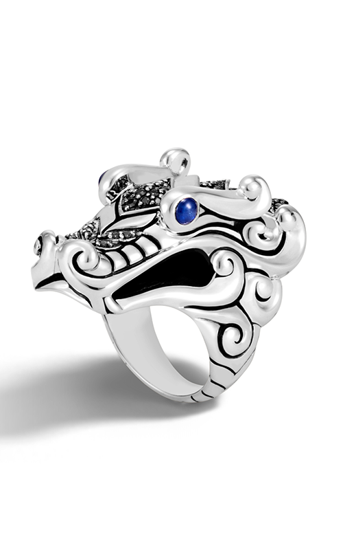 John Hardy Legends Naga Fashion Ring RBS6501184BLSBNX7 product image