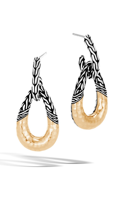 John Hardy Classic Chain Earrings EZ94554 product image