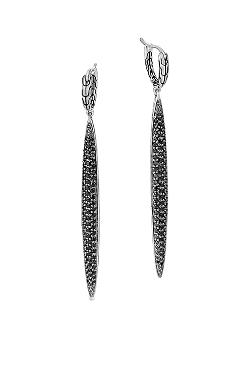 John Hardy Classic Chain Earrings EBS902604BLSBN product image