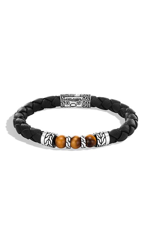 John Hardy Classic Chain Men's Bracelet BMS902711BLTEXM product image