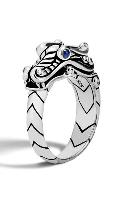 John Hardy Legends Naga Men's ring RBS6511518BSPX10 product image