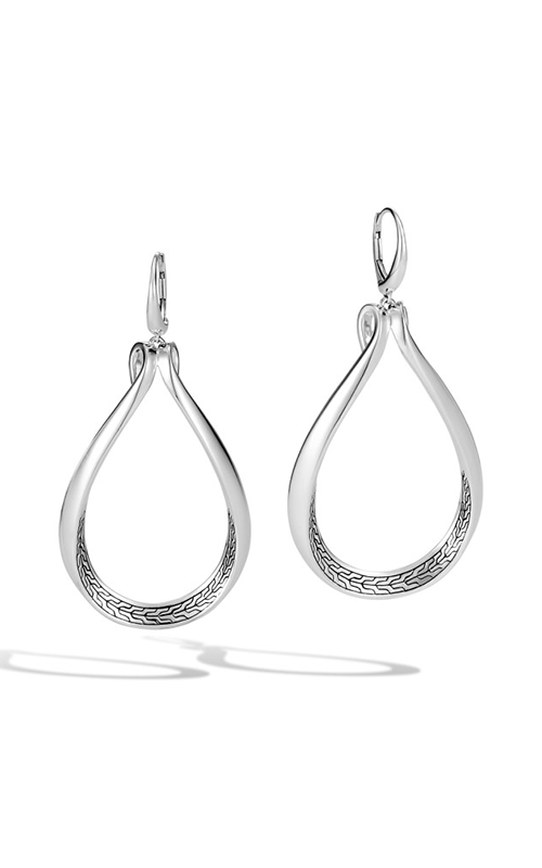 John Hardy Classic Chain Earrings EB90235 product image