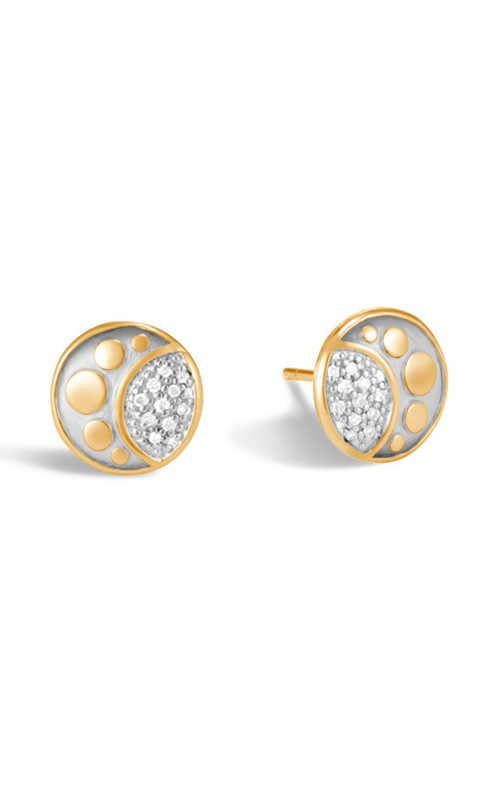John Hardy Dot Earrings EGX300032DI product image