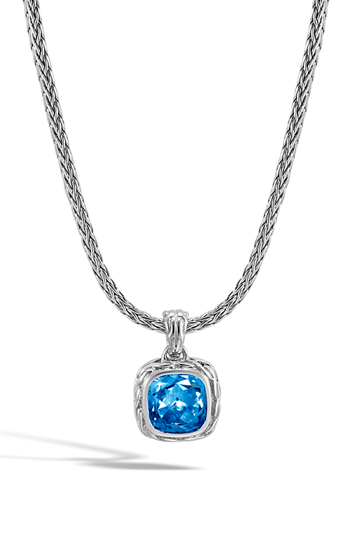 John Hardy Classic Chain Necklace NBS9924111LTX16-18 product image