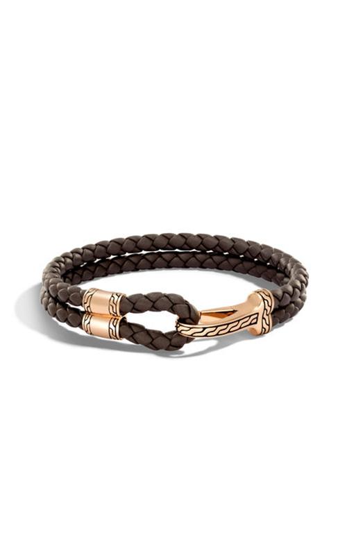 John Hardy Classic Chain Men's Bracelet BMOZ99435BRXM product image
